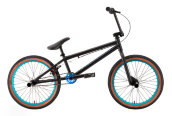 Велосипед Welt BMX Freedom 2021 Matt black (US:one size)